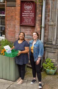 Darlington Street Methodist Church Project GIVE