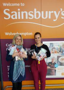 Sainsburys St Marks helps with underwear supply